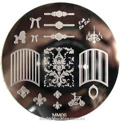 Image Plate MM06 $7.00