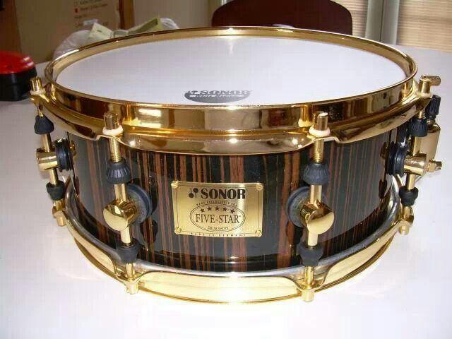 sonor five star snare drums in 2019 drums snare drum drum kits. Black Bedroom Furniture Sets. Home Design Ideas