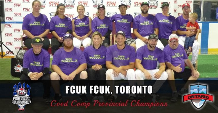 Congrats Coed Comp Provincial Champions Fcuk Fcuk Toronto #spnontario #ProvincialPhotos       . Congrats to all the teams that participated. Big shout out to the organizers volunteers and umpires!! . Use #spnprovincials2017 to share your posts on Facebook Instagram and Twitter! #canada150 . @SPNOntario @SPNManitoba @SPNalberta @jonahevans01 @rabjohn32 @MikenSports @RawlingsSports @WorthSportsSP @mikencanada @worthcanada @Adam_Vella_ @molsoncanadian @jship1616 @tricialharrow @gameonmobile…