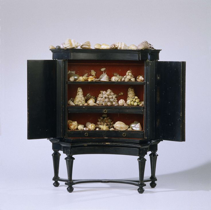Аnonymous - ArtCabinet (cabinet Box art dollhouse good ), Amsterdam, ca. 1690 - ca. 1710 . Rijksmuseum