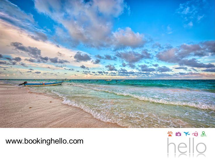 VIAJES PARA JUBILADOS TODO INCLUIDO AL CARIBE. Cancún es uno de los destinos más completos, ya que cuenta con diversos atractivos turísticos, hermosas playas y sol la mayor parte del tiempo, un lugar perfecto para relajarte y disfrutar la jubilación con unas vacaciones all inclusive. En Booking Hello te invitamos a visitar nuestra página en internet www.bookinghello.com, para adquirir tu pack y comenzar a planear ese gran viaje. #HelloExperience