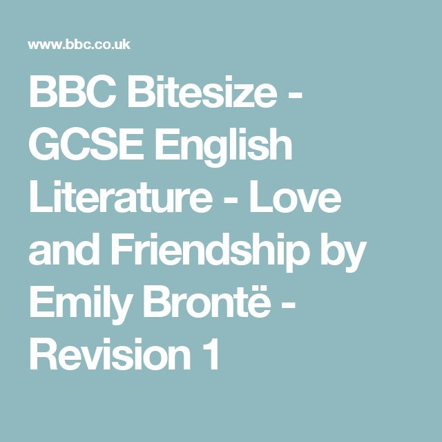 love and friendship emily bronte essay Free essay: emily bronte emily bronte was one of three sisters who became famous novelists emily's only novel is wuthering heights, which was published in.