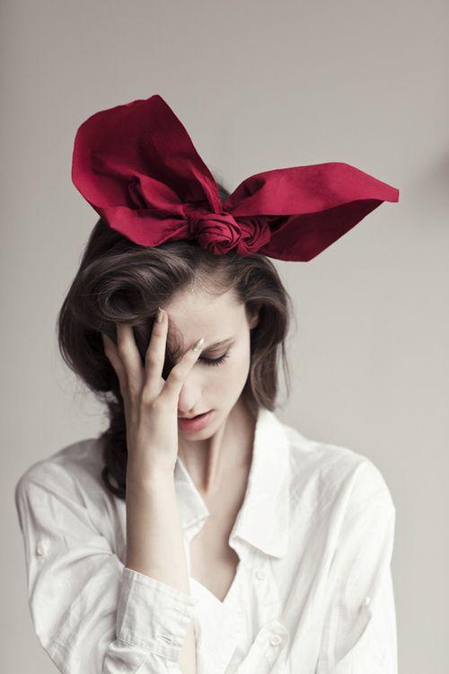 Oversize bow