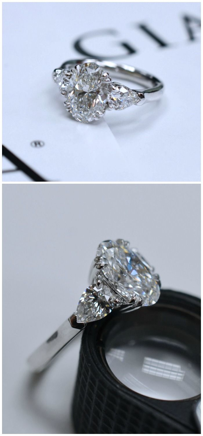 I.D. Jewelry in NYC's Diamond district is known for its fantastic custom made diamond engagement rings and eternity bands.