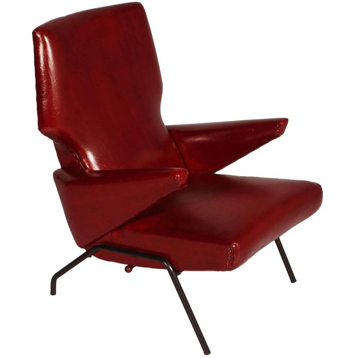 In the Manner Svend Skipper Papa Bear Lounge Chair Mid-Century Modern Armchair