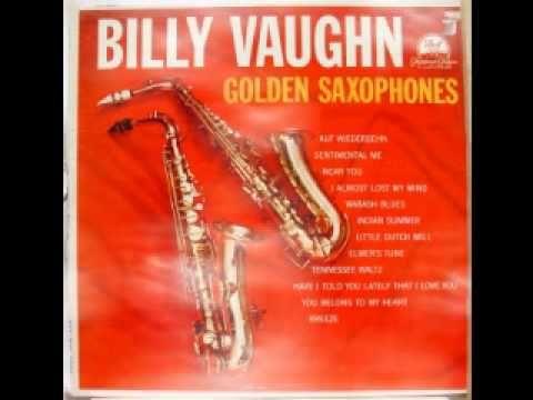 Mes Images: Billy Vaughn - Golden Saxophones !
