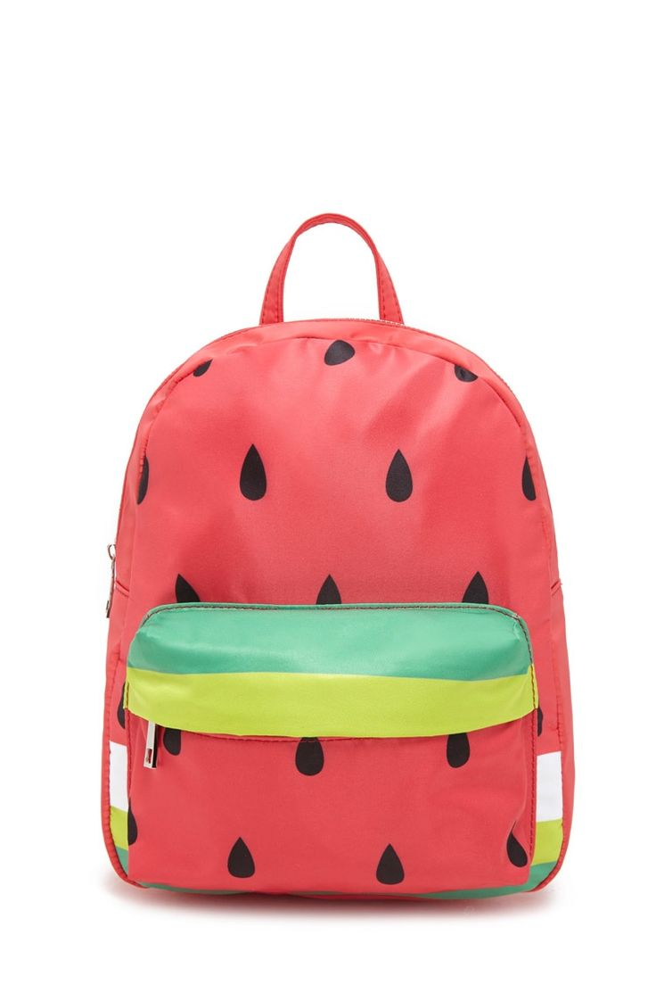 1420 Best Bags Images On Pinterest Backpack Canvas Fjallraven Kanken Laptop 15ampquot Blue Ridge Check Out This Adorable Watermelon