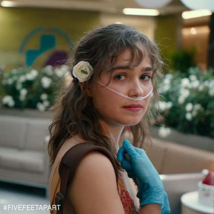 (fivefeetapartfilm). Send Us A If You Can't Wait To Meet