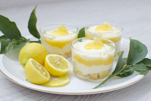 Tiramisú de limón                                                                                                                                                                                 Más