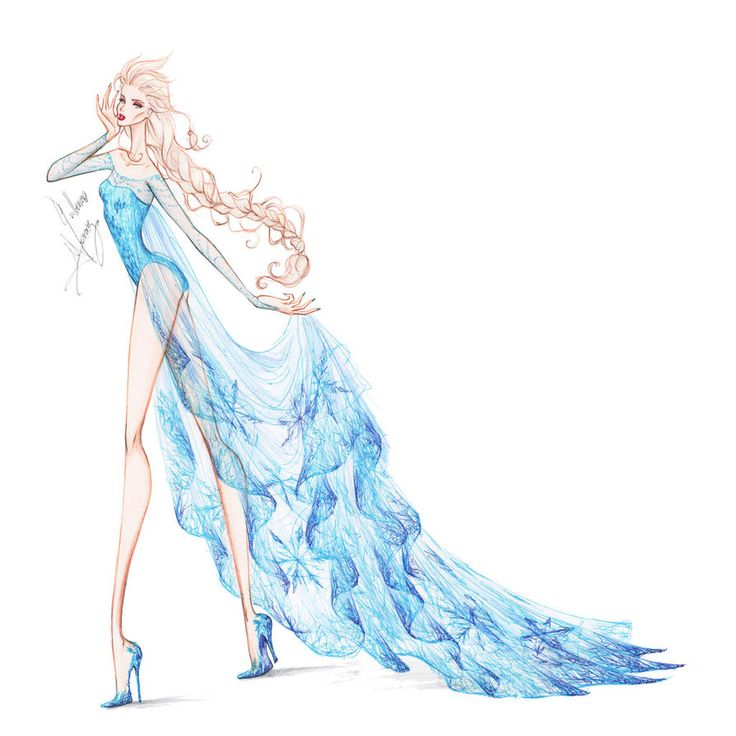 Collection Chiffon Elsa 2 by frozen-winter-prince on deviantART: