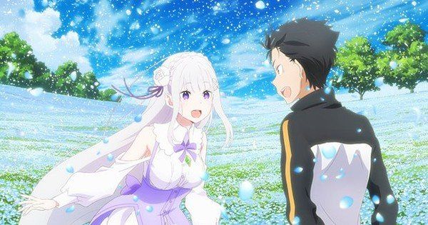 Crunchyroll Streams Re Zero Memory Snow Ova Crunchyroll Streams Re Zero Memory Snow Ova Ova Opened In Japanese Theaters In October 2 Anime Latest Anime L Anime