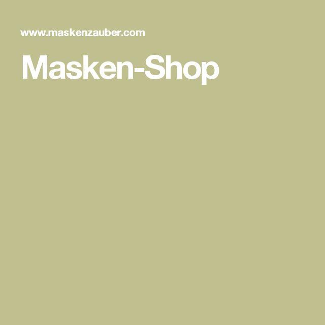 Masken-Shop