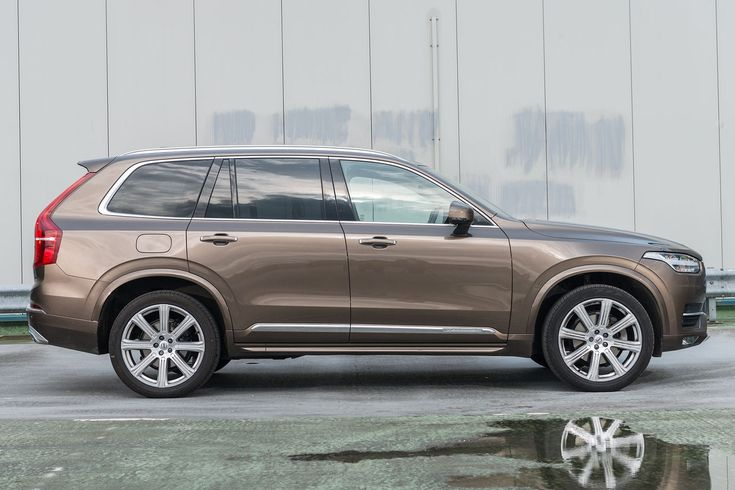 Volvo XC90  Top 10 SUVs and 4X4s available today - MonthlyMale