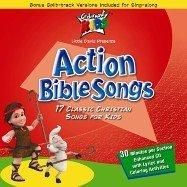 Little David Presents - Little David Presents, - Action Bible Songs - Seventeen Classic Christian Songs for Kids (Audio cd)
