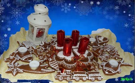 gingerbread - Christmas mix - medovníčky - vianočný mix