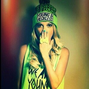 Chanel West Coast @Shelby Gude one of our fave pics!