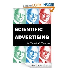 Scientific Advertising by Claude Hopkins - £1