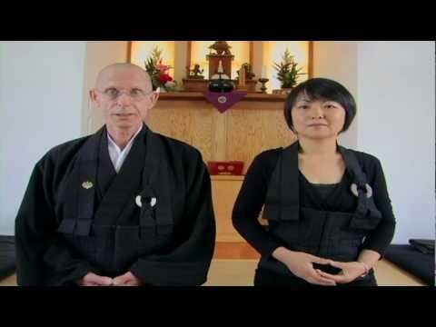Learn the basics of Zen meditation in less than five minutes. Clear, step-by-step  meditation instruction, as practiced at the Hazy Moon Zen Center of Los Angeles.    Learn how to meditate in person by taking our class at the Hazy Moon:  http://www.hazymoon.com/Classes/tabid/63/Default.aspx    Find us on Facebook:  http://www.facebook.com/pages/...