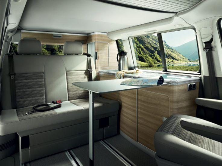 california interior vw vans pinterest volkswagen. Black Bedroom Furniture Sets. Home Design Ideas