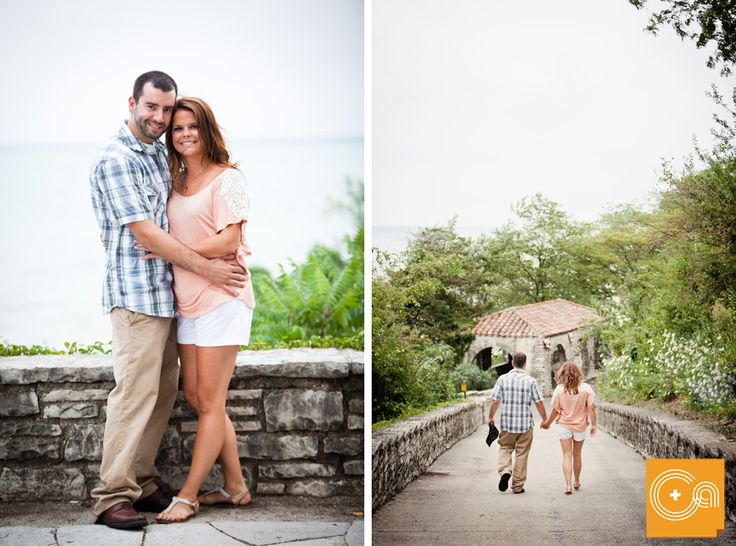 We headed up to Glencoe Beach for Heather and Chad's engagement session. We were impressed by a stunning view. Here are a few of our favorites.