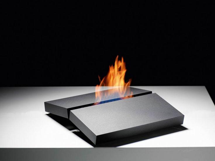 kominek Tekto, fot. Safretti fireplace