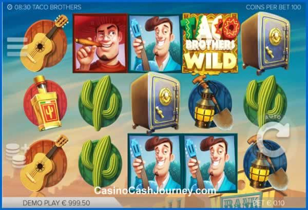 Cash Casino Journey