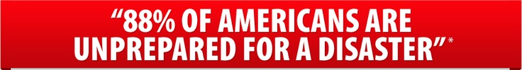American Red Cross Free Official Emergency Guide ~ Just enter your zip code for a customized guide