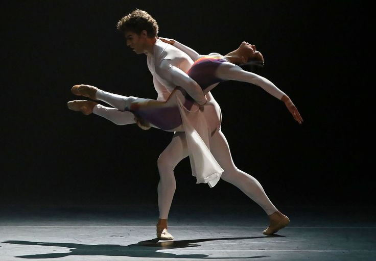 cool American Ballet Theater Strikes to Tchaikovsky