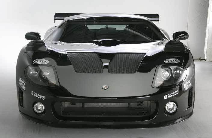 Factory Five Racings Gtm Supercar Kit Car Based Off The