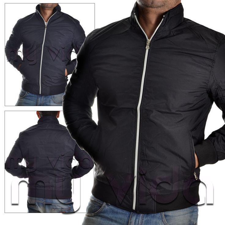 Giacca uomo giacchetto bomber GU4 #pitti #fashion #moda #accessori #casual #abbigliamento #capelli #regali #gilet #outfit #inverno #pantaloni #look #maglioni #pullover #barba #barbershop #style #fitness #black #clothing
