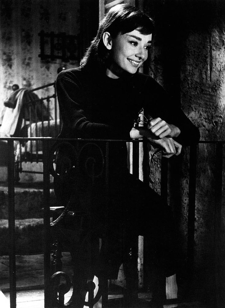 Audrey Hepburn. una cara con ángel