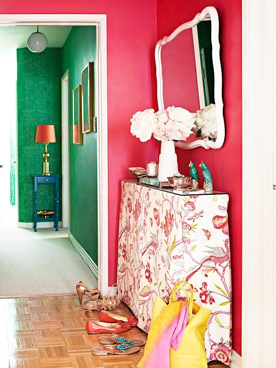 840 Best Pink Amp Green Decor Via Pin4ever Images On