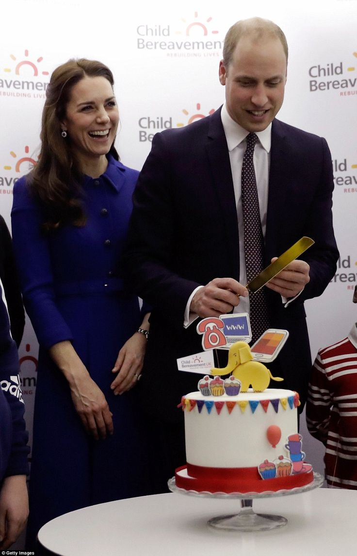 The charity Child Bereavement UK is celebrating its first anniversary and as royal patron,...