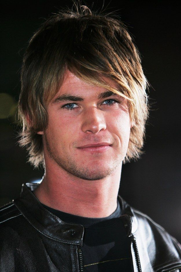 12 best solid haircuts images on pinterest colors hairstyles and chris hemsworth rocking a solid meg ryan haircut pmusecretfo Choice Image