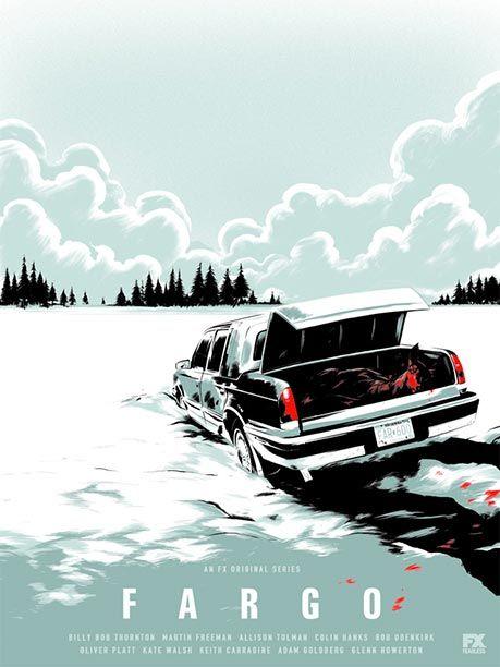 'Fargo' and 'The Strain' get Mondo posters before ATX TV Festival | Inside TV | EW.com