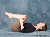 Sciatica Soothers: Yoga can bring relief to a common back and leg pain.  By Katherine Griffin
