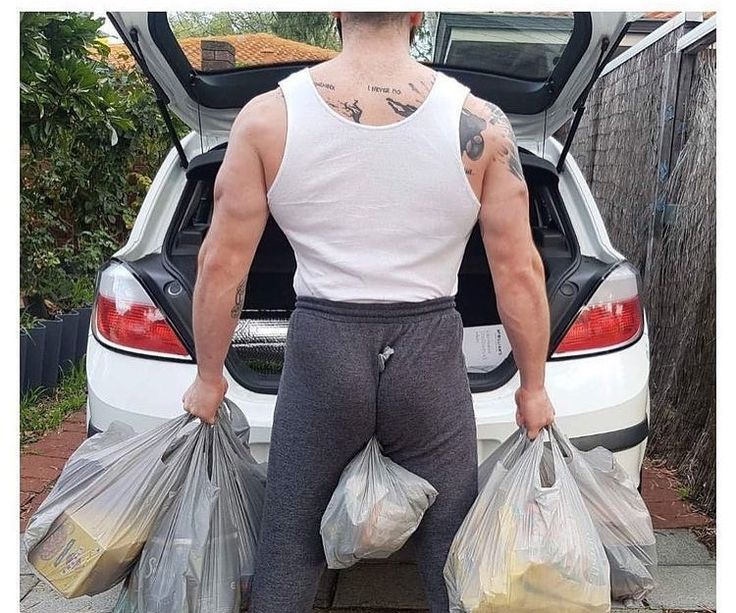Lol! Forget about squat day, its grocery day!!!!