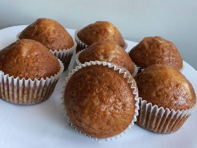 Kuchcik gotuje: Muffiny miodowe…