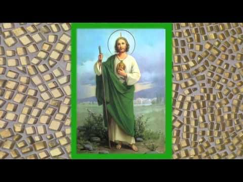 San Judas Tadeo y Las Cadenas - YouTube