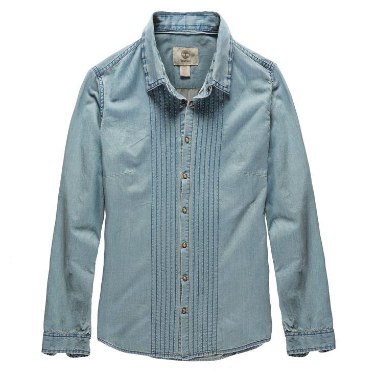 Timberland - Women's Forest River Denim Shirt