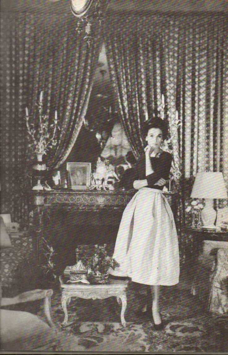 At Home With Babe Paley