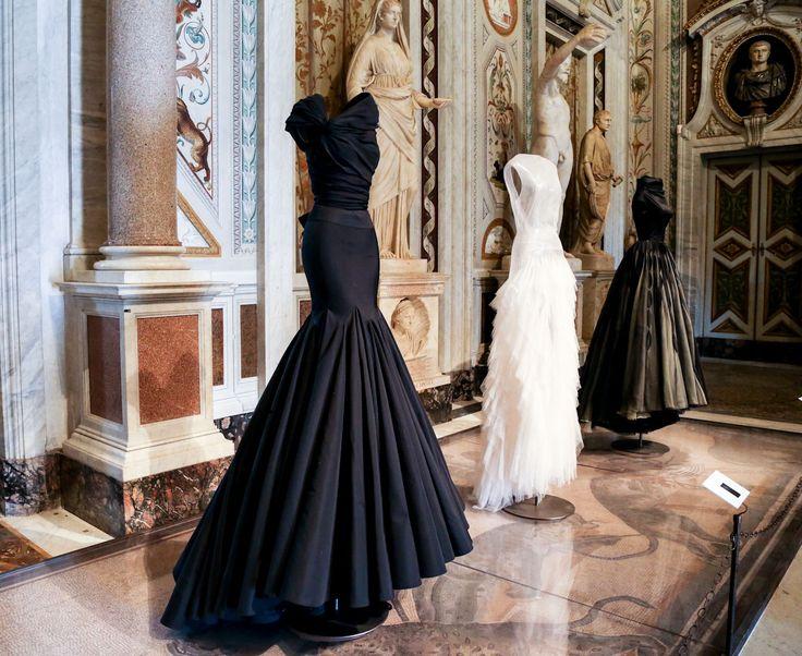 Azzedine Alaia's Couture/Sculpture | models.com MDX