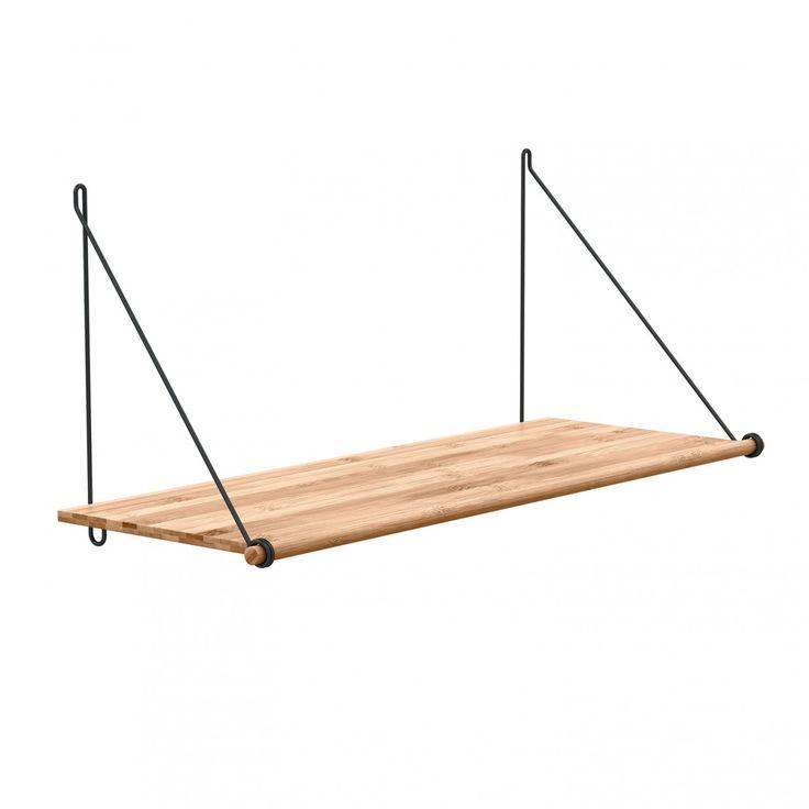 Loop Regal - Schwarz | We Do Wood