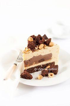 Torta Diabella. Вкусный торт.