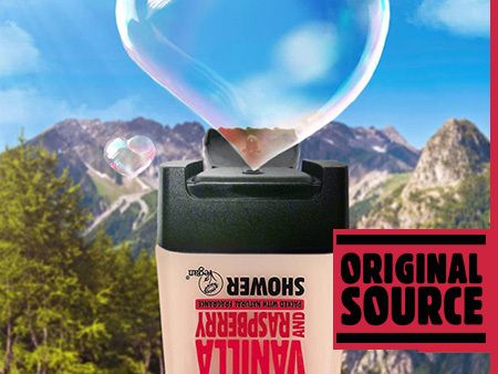 Original Source shower gels are packed with 100% natural fragrances to deliver intense natural experiences in the shower. Make a video which shows the Original Source experience.