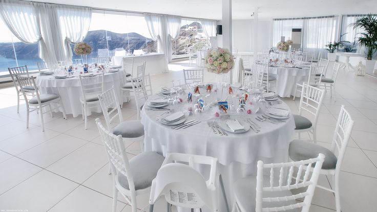 Pavel Yefanau & Seredkina Maria, Santorini Weddings, Wedding venue, Wedding ceremony and reception, Sunset view, StudioPhosart.