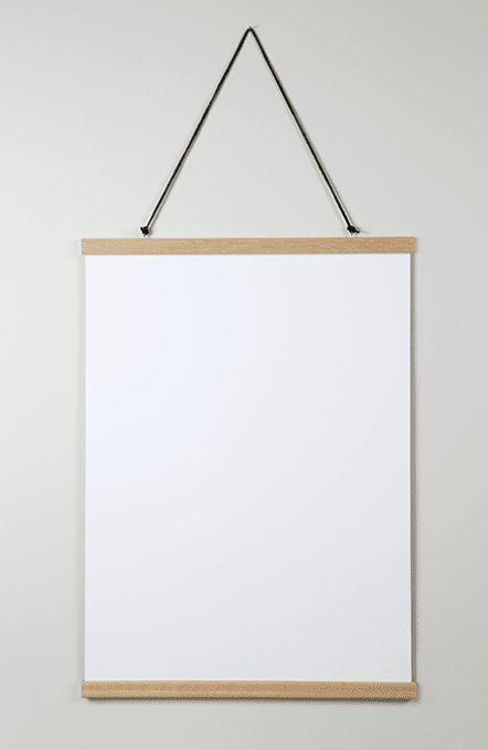 Posterhängare