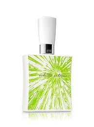 white citrus perfume from bath and body works. LOVE the freshness in the smell!