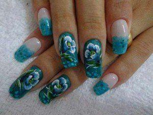 kalokerino nail art