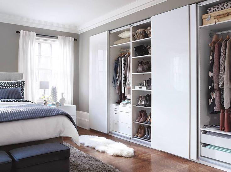33 best Garde-robe images on Pinterest | Custom closets ...